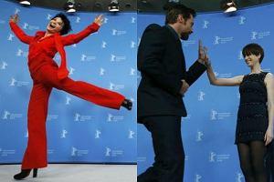 Anne Hathaway, Hugh Jackman, Juliette Binoche.
