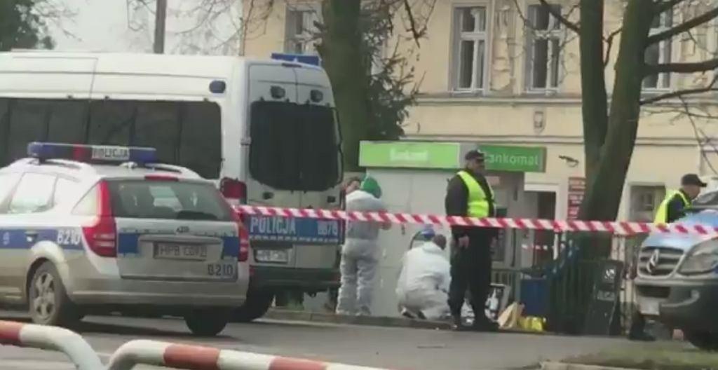 Strzelanina w Wiszni Małej pod Wrocławiem. Policjant nie żyje