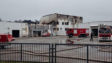 Zakład Iglotex zostanie odbudowany po pożarze. Pracę znajdzie w nim prawie 700 osób