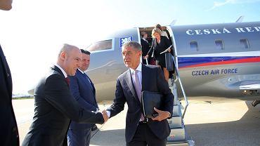 Premier Czech Andrej Babis