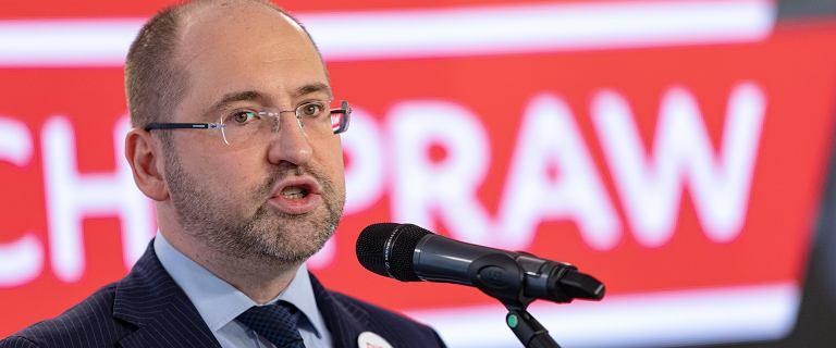 Bielan: Gowin zawieszony w prawach członka Porozumienia