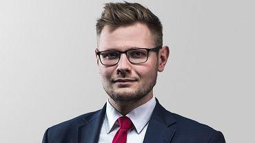 Michał Woś został nowym ministrem w rządzie Mateusza Morawieckiego