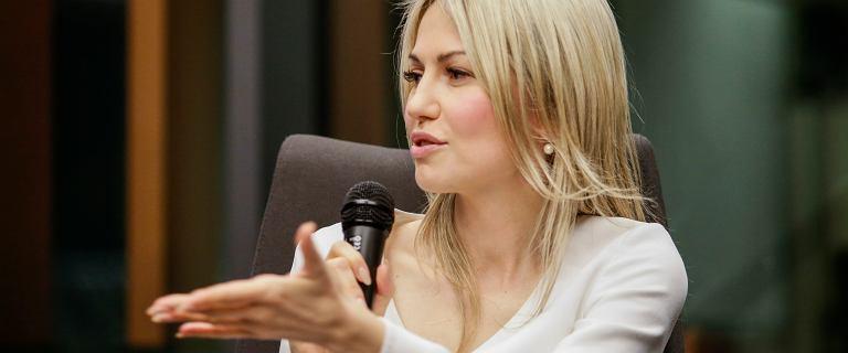 Magdalena Ogórek mówi o hip-hopie i czepia się Maty. Sokół odpowiada
