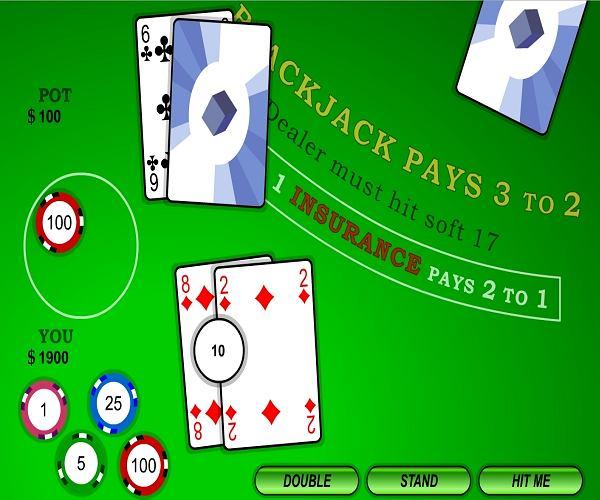 Szybki Blackjack 5