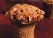 Muffiny z orzechową kruszonką - ugotuj