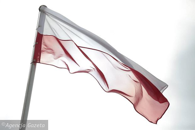 Kielce, 2 maja 2017 rok, obchody Dnia Flagi na Rynku
