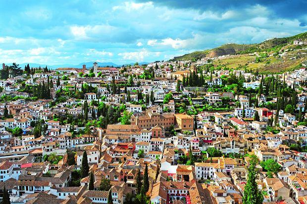 Andaluzja - płomienny rytm