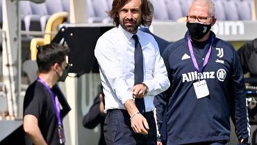 Andrea Pirlo na skraju zwolnienia z Juventusu. Tylko jeden sposób na uratowanie pracy