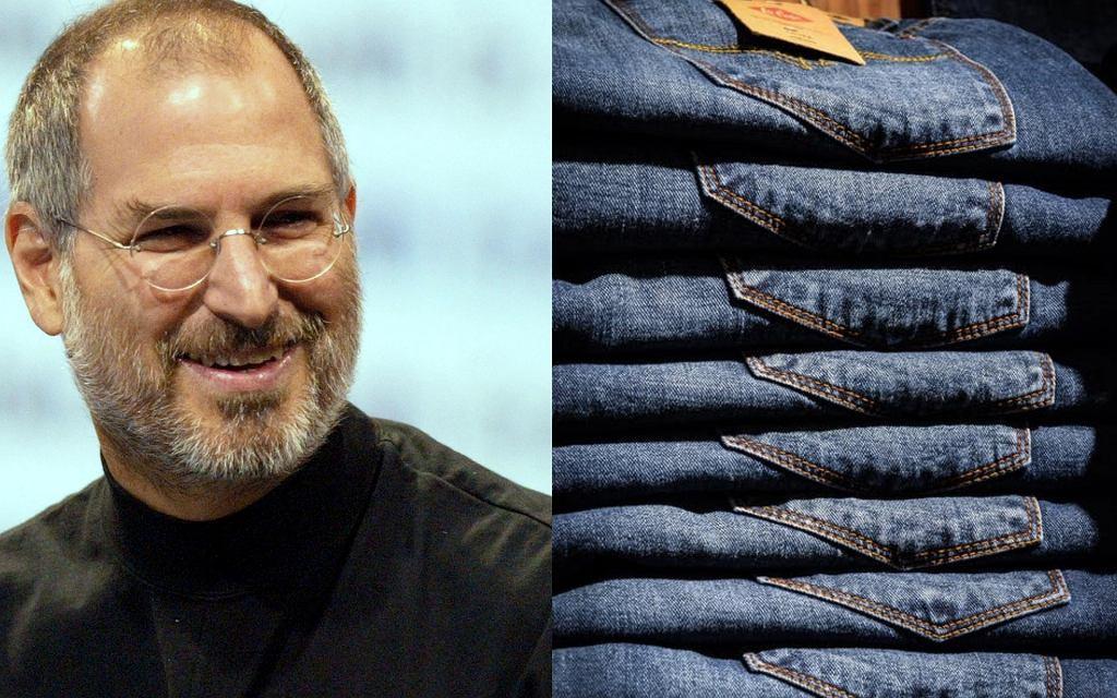 Co Steve Jobs ma wspólnego z jeansami? Od niedawna całkiem dużo