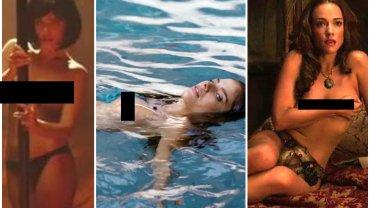 Polskie aktorki często zrzucają ubrania i występują w odważnych scenach topless bądź zupełnie nago. Zobaczcie ich ostatnie rozbierane role.
