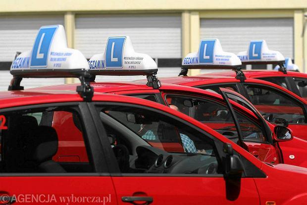 Radny bez prawa jazdy będzie egzaminował kandydatów na instruktorów nauki jazdy