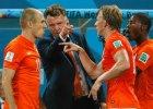 """Mistrzostwa świata w piłce nożnej 2014. Mourinho: """"Van Gaal to najlepszy trener mundialu""""."""