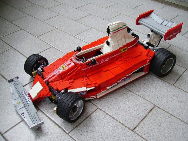 Ferrari Nikiego Laudy