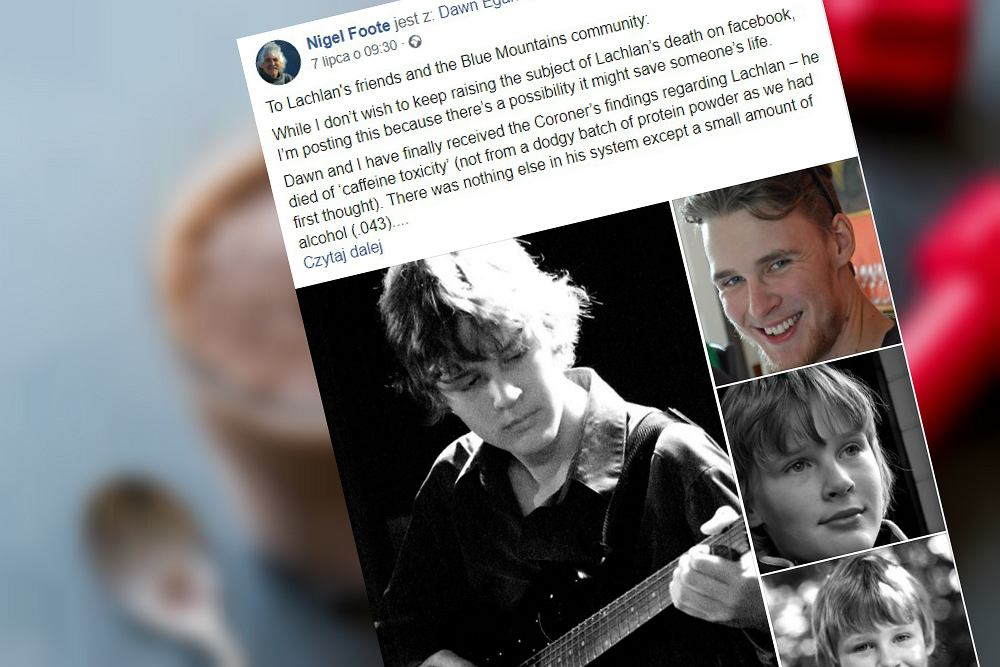 Ojciec muzyka ostrzega innych