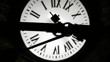 Zegar w łódzkiej archikatedrze