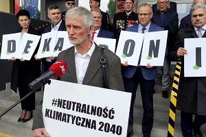 Działacze z Subregionu Wałbrzyskiego chcą odejść od węgla do 2030 roku i zredukować CO2 o ponad połowę