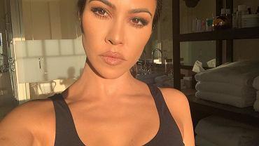 Kourtney Kardashian zmienia dietę