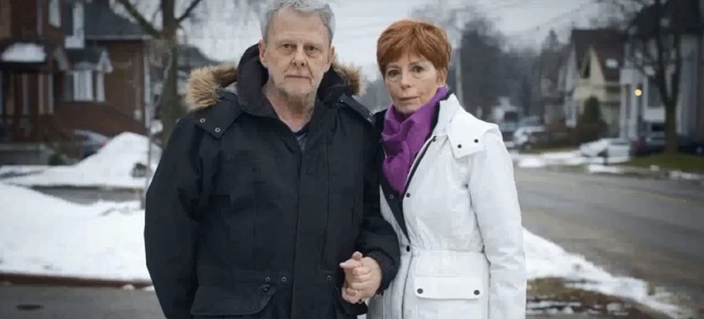 Para była w szoku, gdy okazało się, że ich ogrodnik jest mordercą