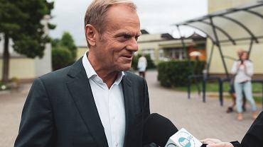 Donald Tusk wróci? Były premier odpowiada: Chciałbym, żeby w Polsce doszło do zmiany politycznej