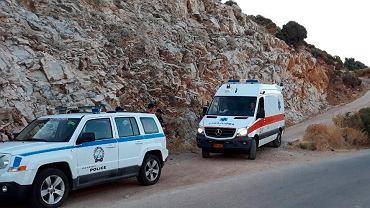 Grecja - miejsce, w którym znaleziono ciało 35-letniej Brytyjki.