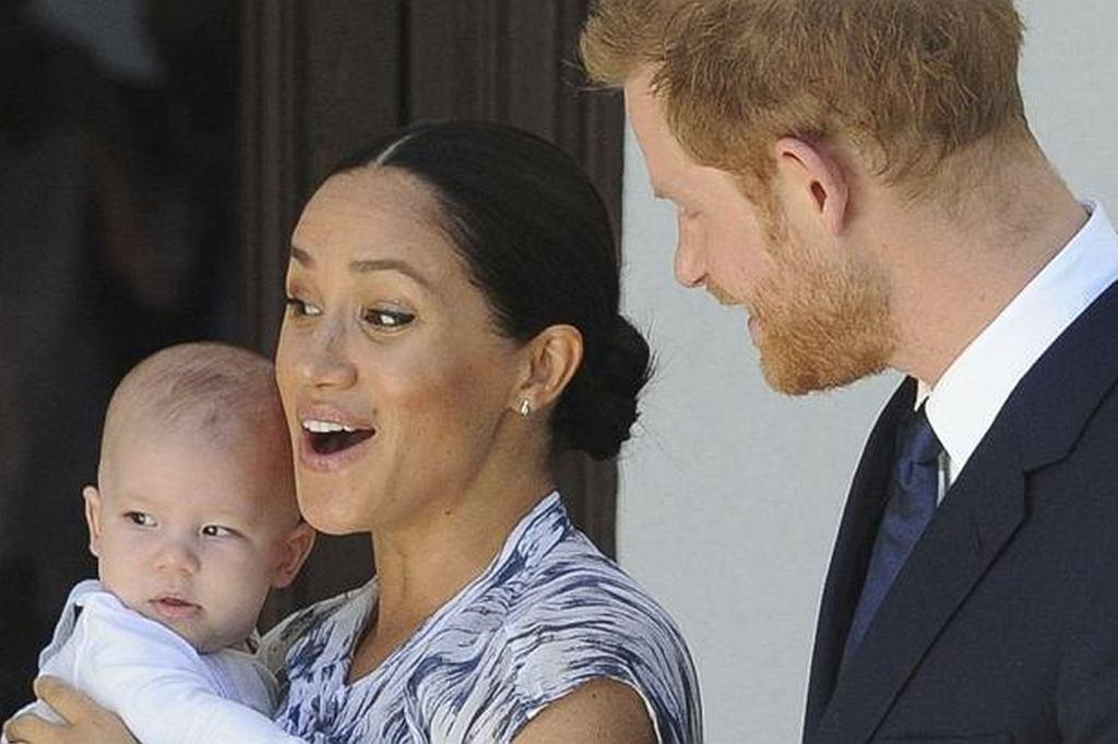 Książę Archie został starszym bratem. Jak zareagował na widok siostry?