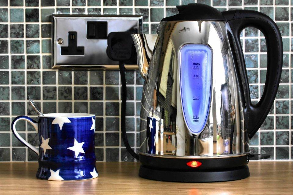 Jak wybrać czajnik elektryczny?