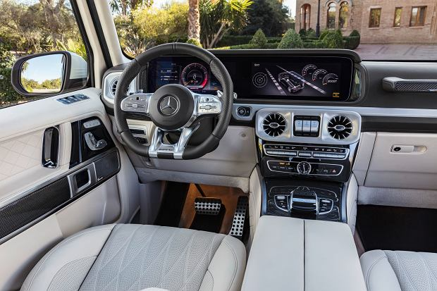 Mercedes-AMG G63 2018