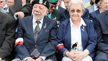 Zbigniew Galperyn i Hanna Stadnik (2019 r.)