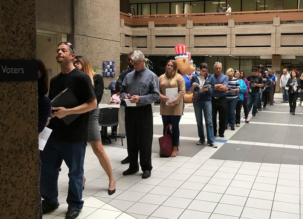 Głosowanie w USA