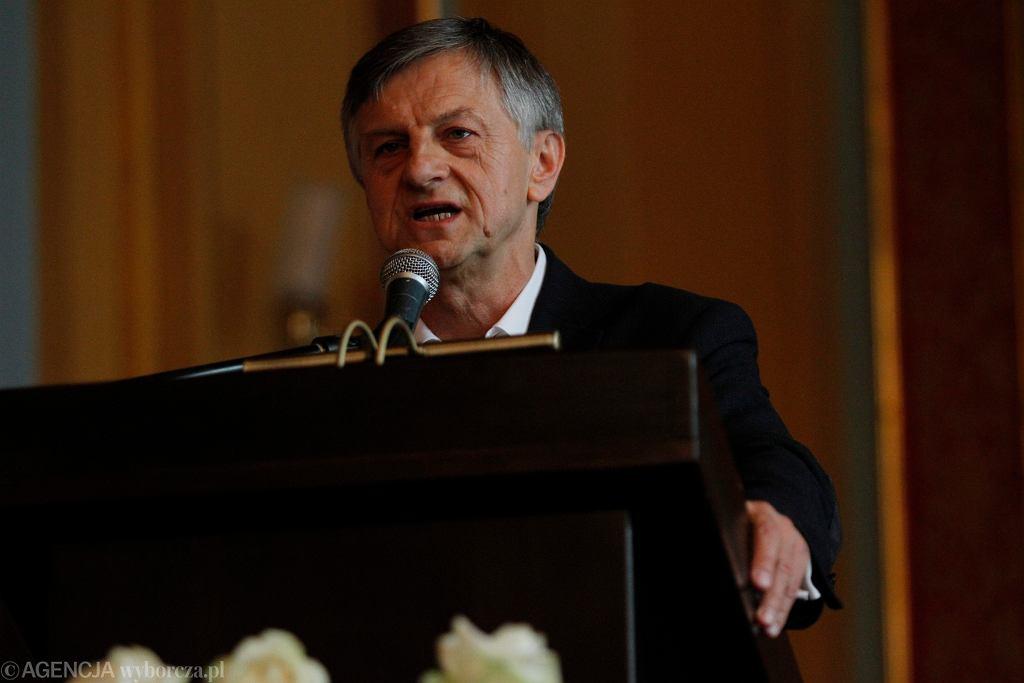 Doradca prezydenta, Andrzej Zybertowicz /zdj.ilustracyjne