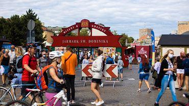 Ostatni weekend Jarmarku św. Dominika. Jakie atrakcje na zakończenie?