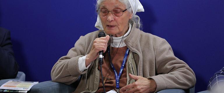 Siostra Chmielewska wyznała, że pracowała z księdzem pedofilem