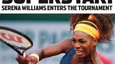 Dlaczego Serena Williams gra w Bastad?