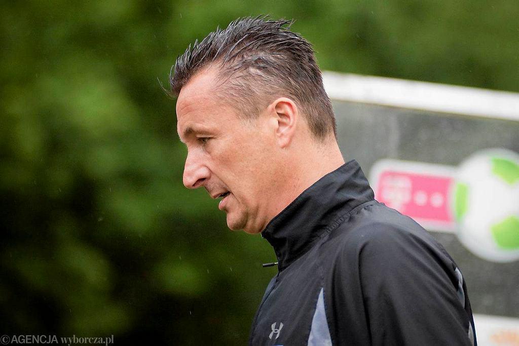 Tomasz Hajto ma o czym myśleć po 0:4 w Gdynii