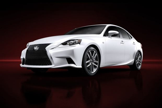 Lexus IS 250 F-Sport