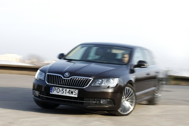 Skoda Superb 2.0 TSI Laurin & Klement | Test