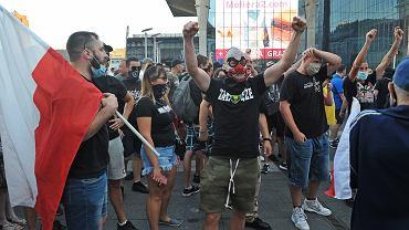 Marsz Narodowców w Katowicach