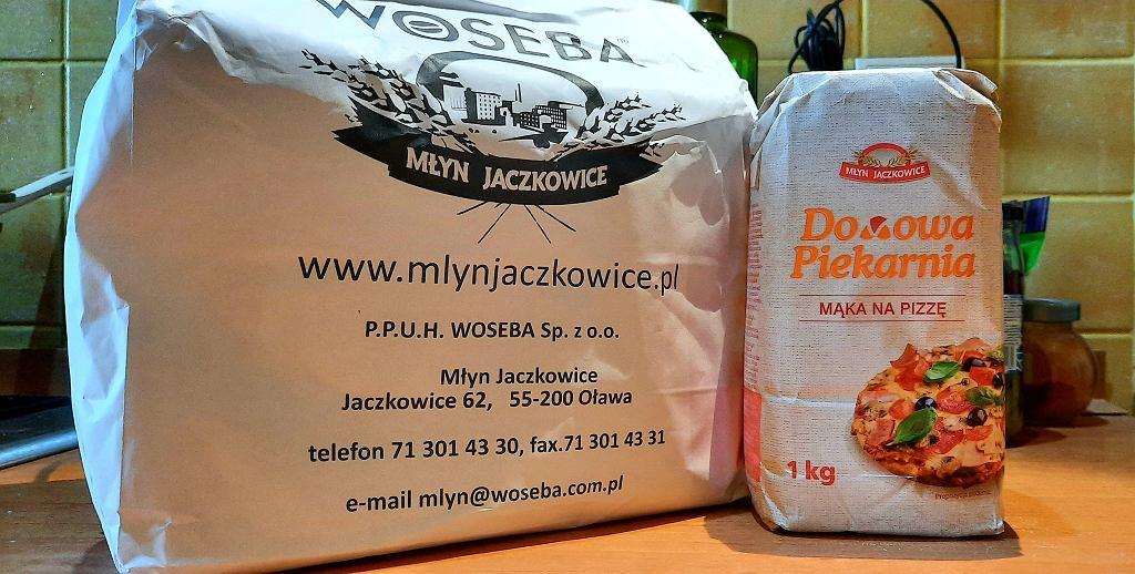 Mąka z młyna w Jaczkowicach
