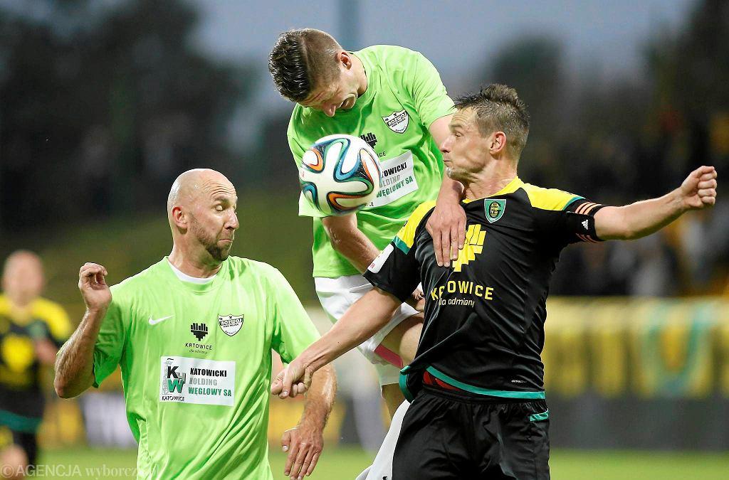 Jesienne derby Katowic