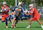Lacrosse. W niedzielę we Wrocławiu mecz na szczycie
