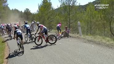 Kraksa na Tour de France