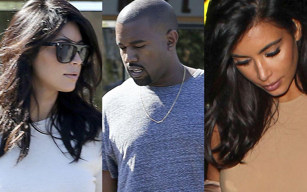 Kima Kardashian i Kanye West