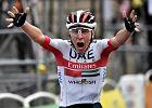 Tadej Pogacar najszybszy na 9. etapie Tour de France. Adam Yates stracił pozycję lidera wyścigu