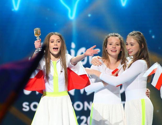 Roksana Węgiel wygrała Eurowizję Junior