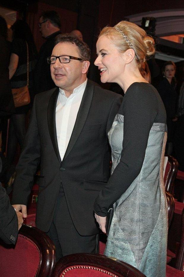Monika Richardson i Zbigniew Zamachowski, Orły 2013