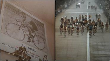 Jan Kudra podczas igrzysk w Tokio 1964