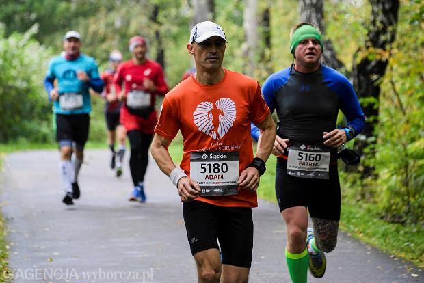 Zdjęcie numer 55 w galerii - Silesia Marathon. Chłód i wiatr niestraszne, rekord pobity! [ZDJĘCIA]