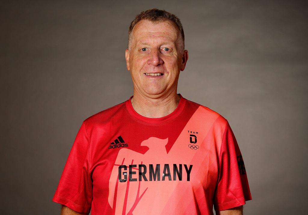 Patrick Moster, dyrektor sportowy niemieckich kolarzy