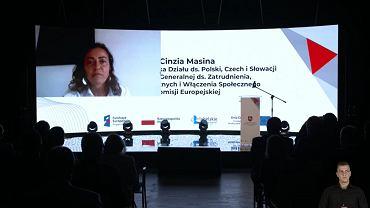 Konferencja wojewody lubelskiego