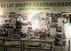 Jubileusz sportu akademickiego. Spotkanie autorskie